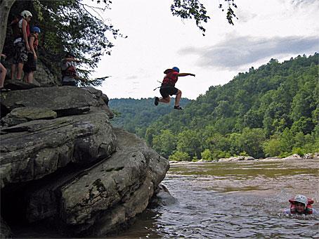 16-The jump!
