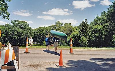 3-Road Portage
