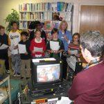 Debra Frasier TV introduction in school