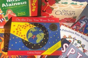 Books by Debra Frasier