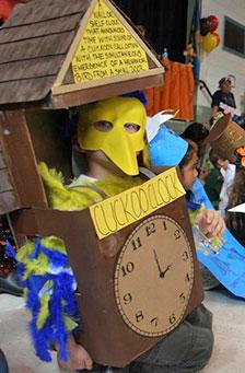 Costume: Cuckoo Clock