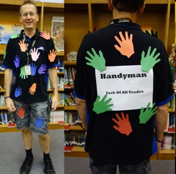 HANDYMAN (the Custodian!)