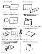 Spike Booklet Folding Instructions