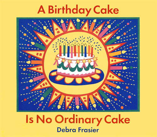 Cover - A Birthday Cake Is No Ordinary Cake